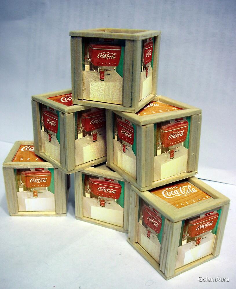 Super Coca Crates by GolemAura