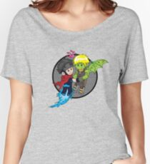 Wiccan and Hulkling Women's Relaxed Fit T-Shirt