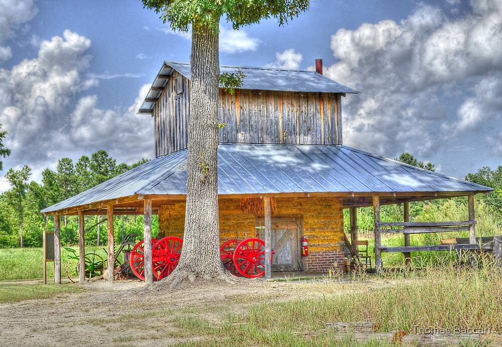 The Old Barn by TJ Baccari Photography