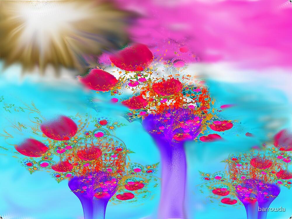 JG #7: Surreal Rose Bouquets (G0885) by barrowda