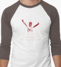 Alberto Contador Vuelta Winner 2012 Men's Baseball ¾ T-Shirt