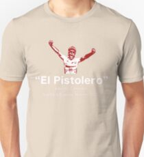 Alberto Contador Vuelta Winner 2012 T-Shirt