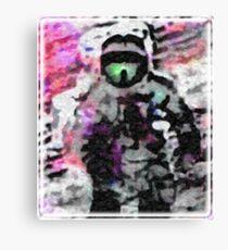 Psychodelic Adventurist Canvas Print