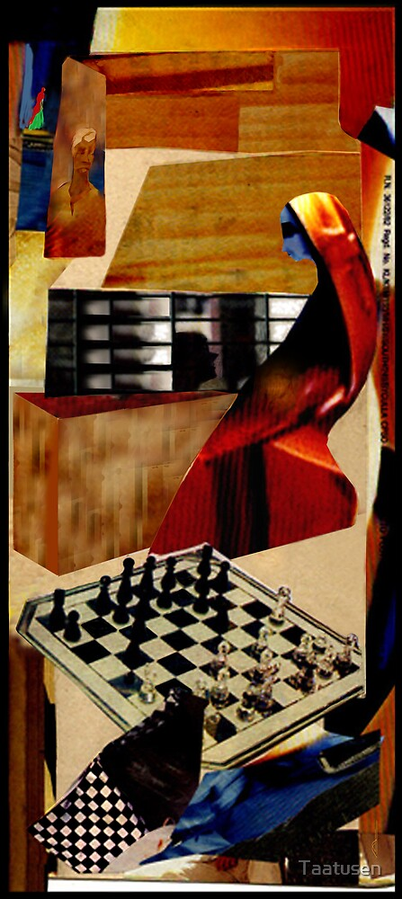 Life a Chess Game  by Taatusen