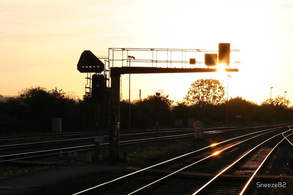 Railway signals. by Sneeze82