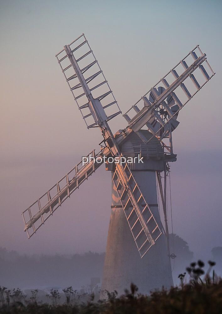 Thurne Mill by photospark