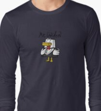 Mr. Chicken - Basic Long Sleeve T-Shirt