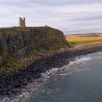 Dunstanburgh Castle Pano by arodmell