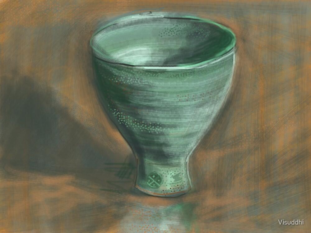 Ceramic Pot by Visuddhi