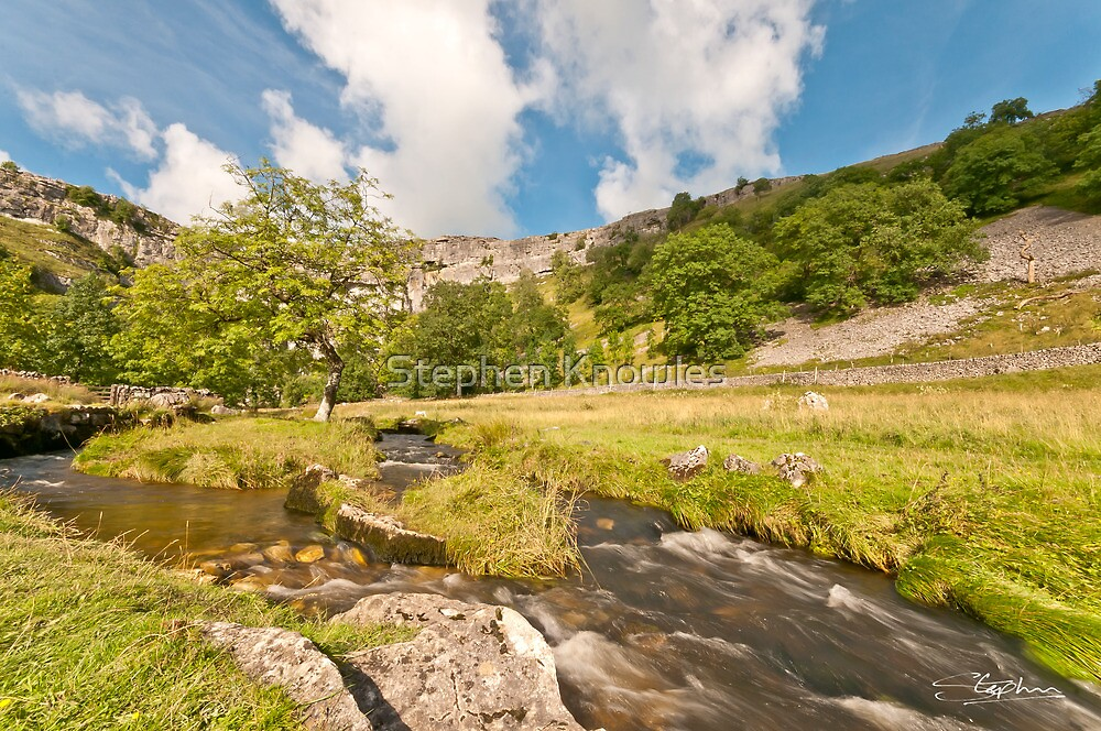 Malham Cove by Stephen Knowles