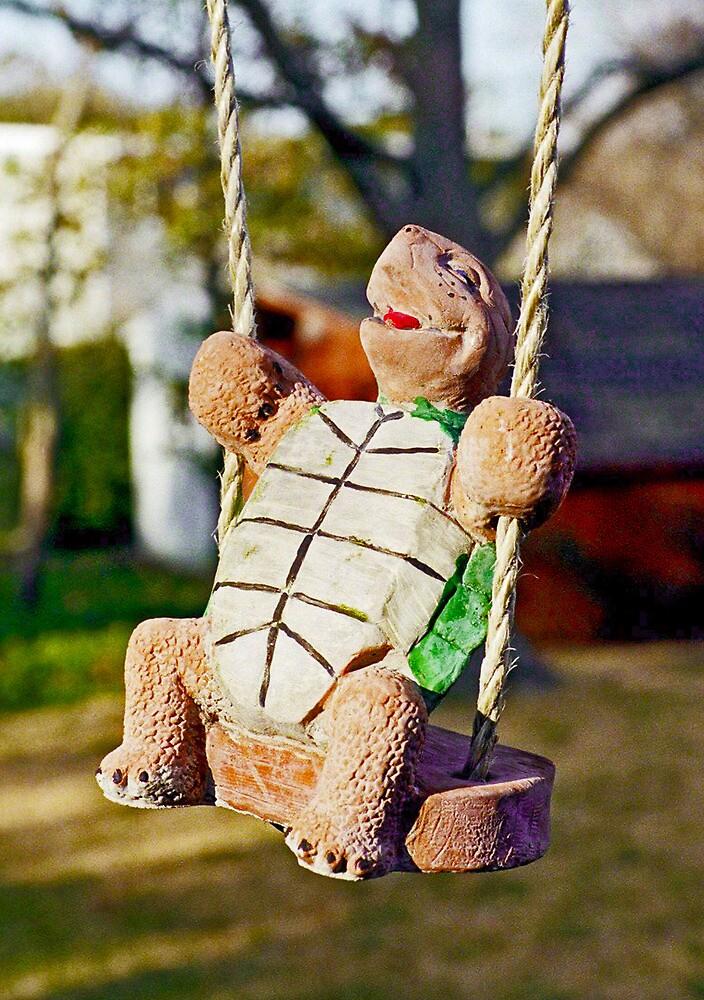 Turtle Joy by Charles Ober