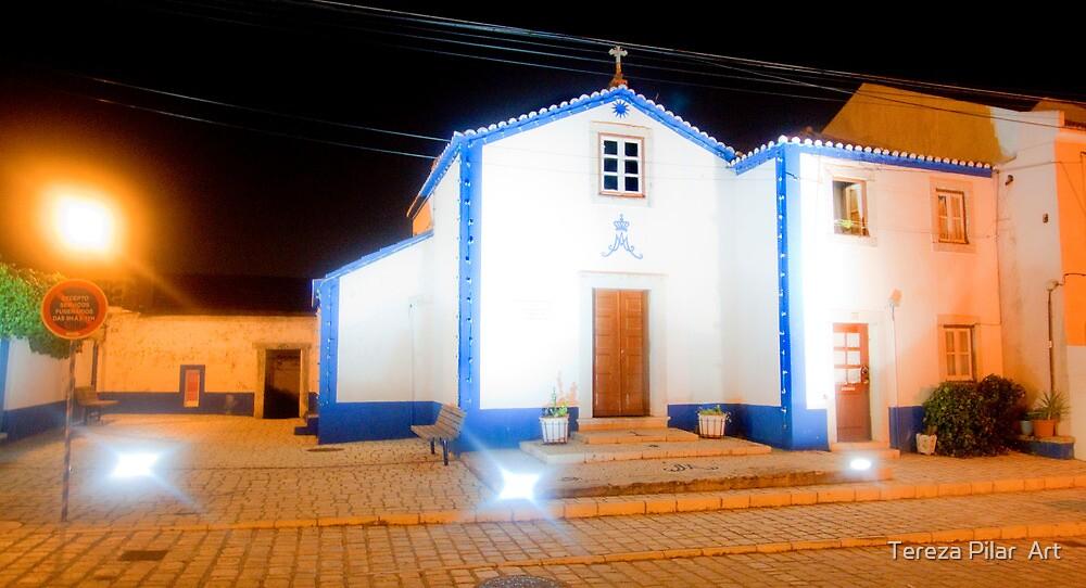 algés chapel by terezadelpilar ~ art & architecture