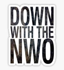 NWO Sticker