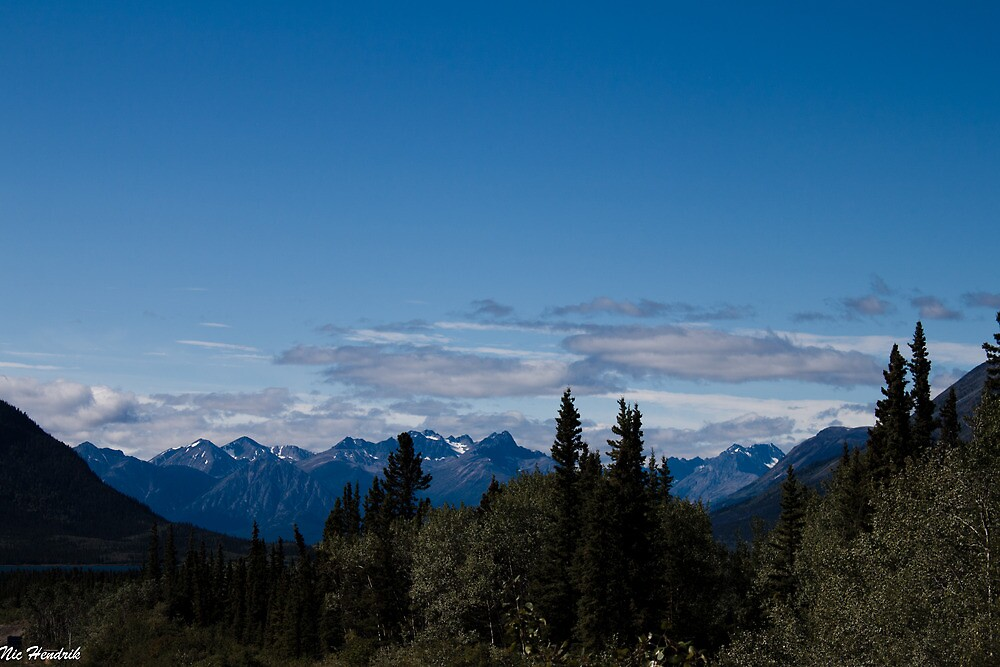 The Road to Skagway by nichendrik