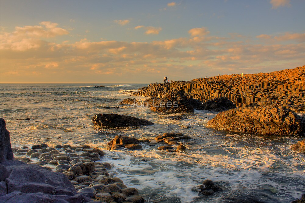 Giants Causeway, County Antrim, Northern Ireland by Jon Lees
