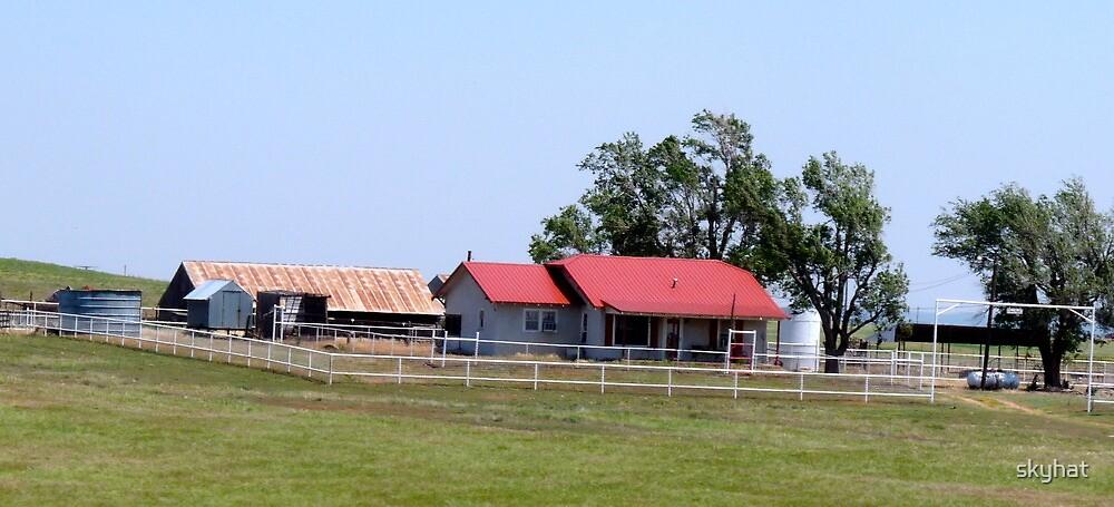 Shamrock Farmhouse by skyhat