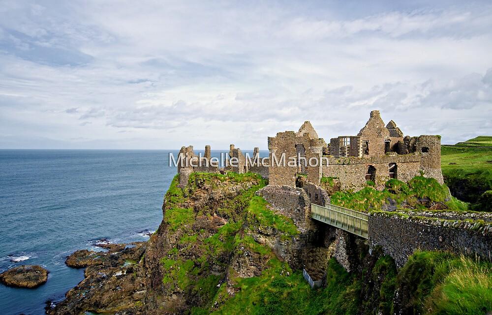 Dunluce Castle by Michelle McMahon
