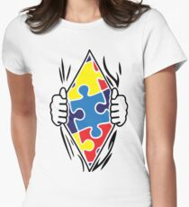 Autism Superhero T-Shirt