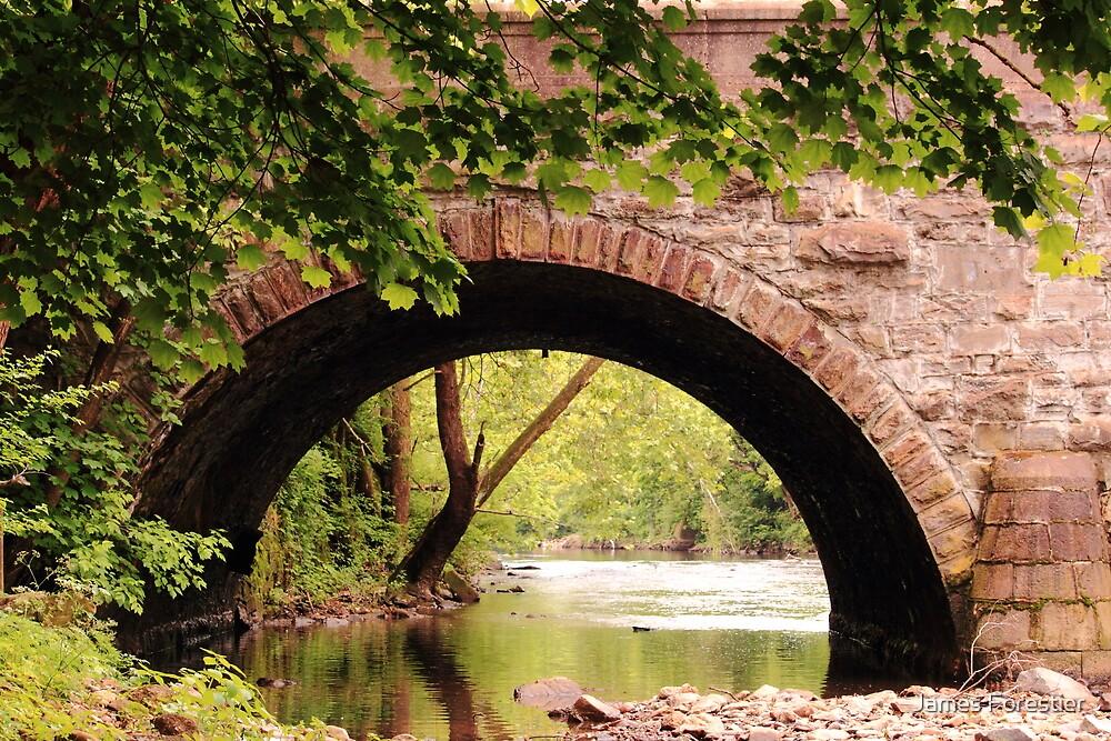 13th Street Bridge by James Forestier