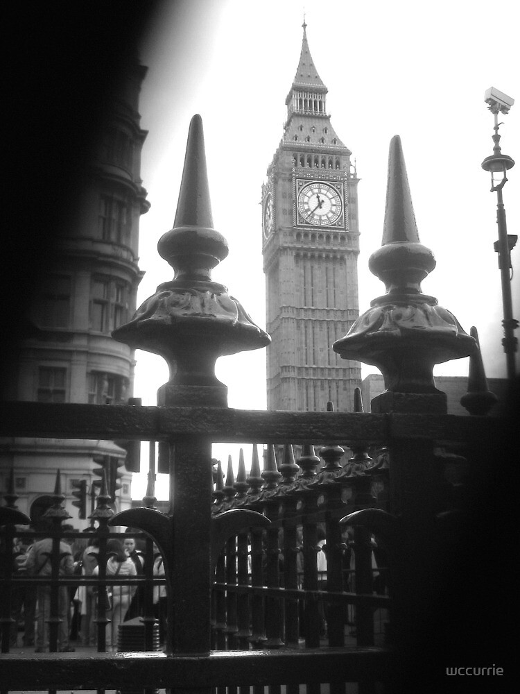 London - First Glance by wccurrie