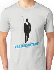 White Collar Consultant Unisex T-Shirt