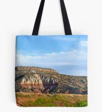 Tucumcari Mesa Tote Bag
