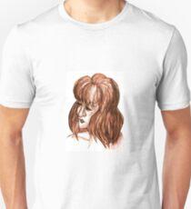 Brown Bust T-Shirt