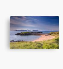 Llanddwyn Beacon  Canvas Print
