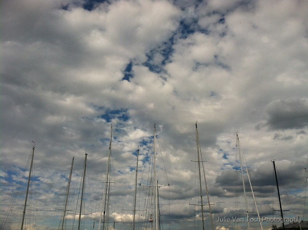 Masts by Julie Van Tosh Photography
