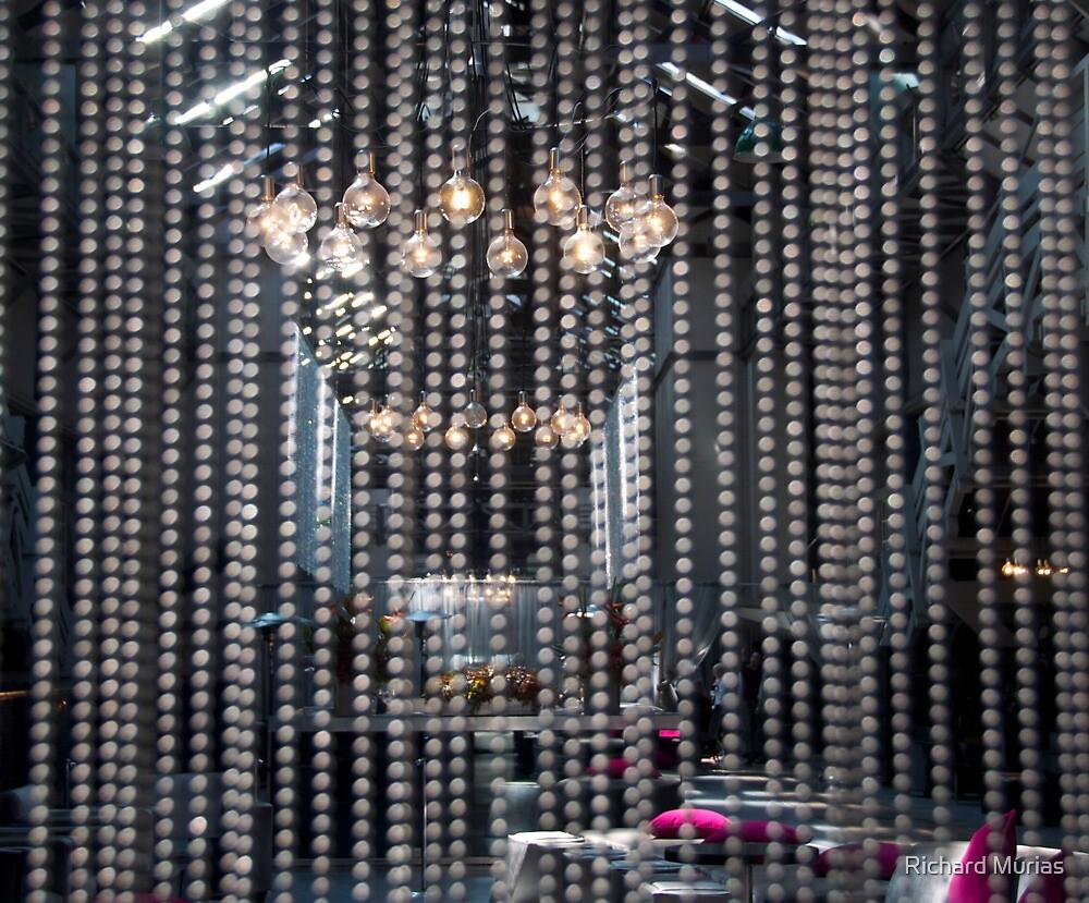 Chain Curtain by Richard Murias