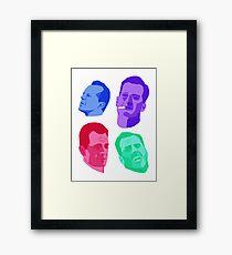 John McClanes Framed Print
