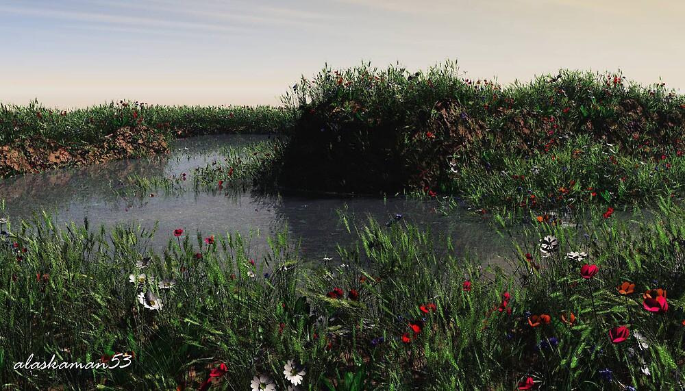 Siberian springtime. by alaskaman53
