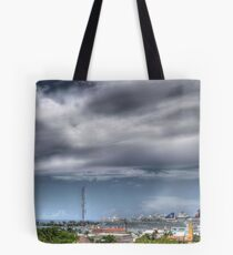 Nassau Harbour from Fort Fincastle - The Bahamas Tote Bag