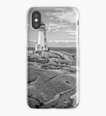 Peggy's Cove Light II iPhone Case