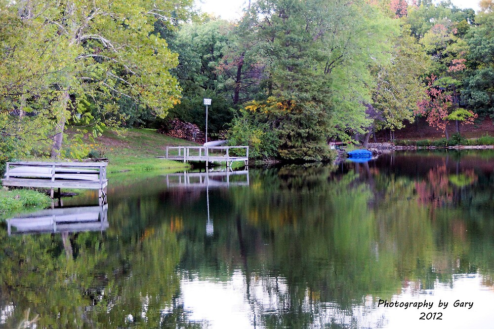 Reflections Of Summer by GaryCole