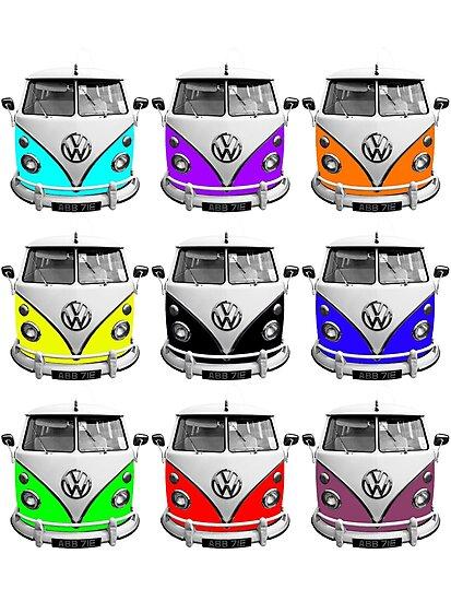 Volks Warhol by RoystonVasey