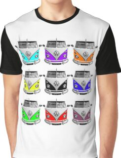 Volks Warhol Graphic T-Shirt