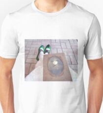 Emerald Shoes T-Shirt