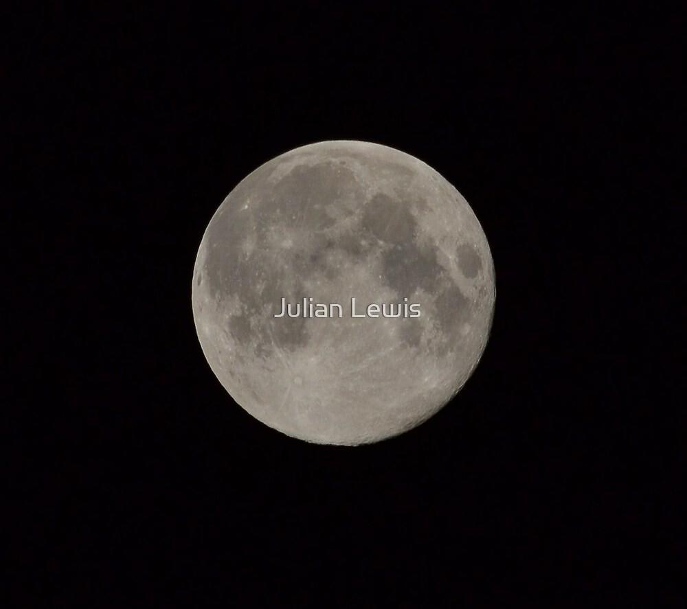 Moon #1 by Julian Lewis