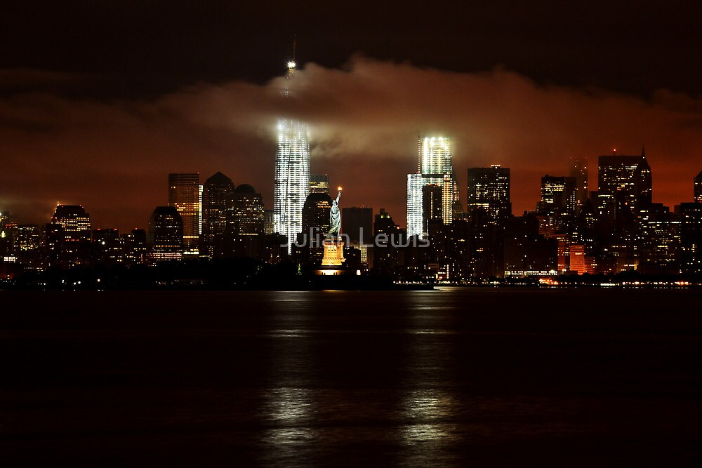 NYC #1 by Julian Lewis