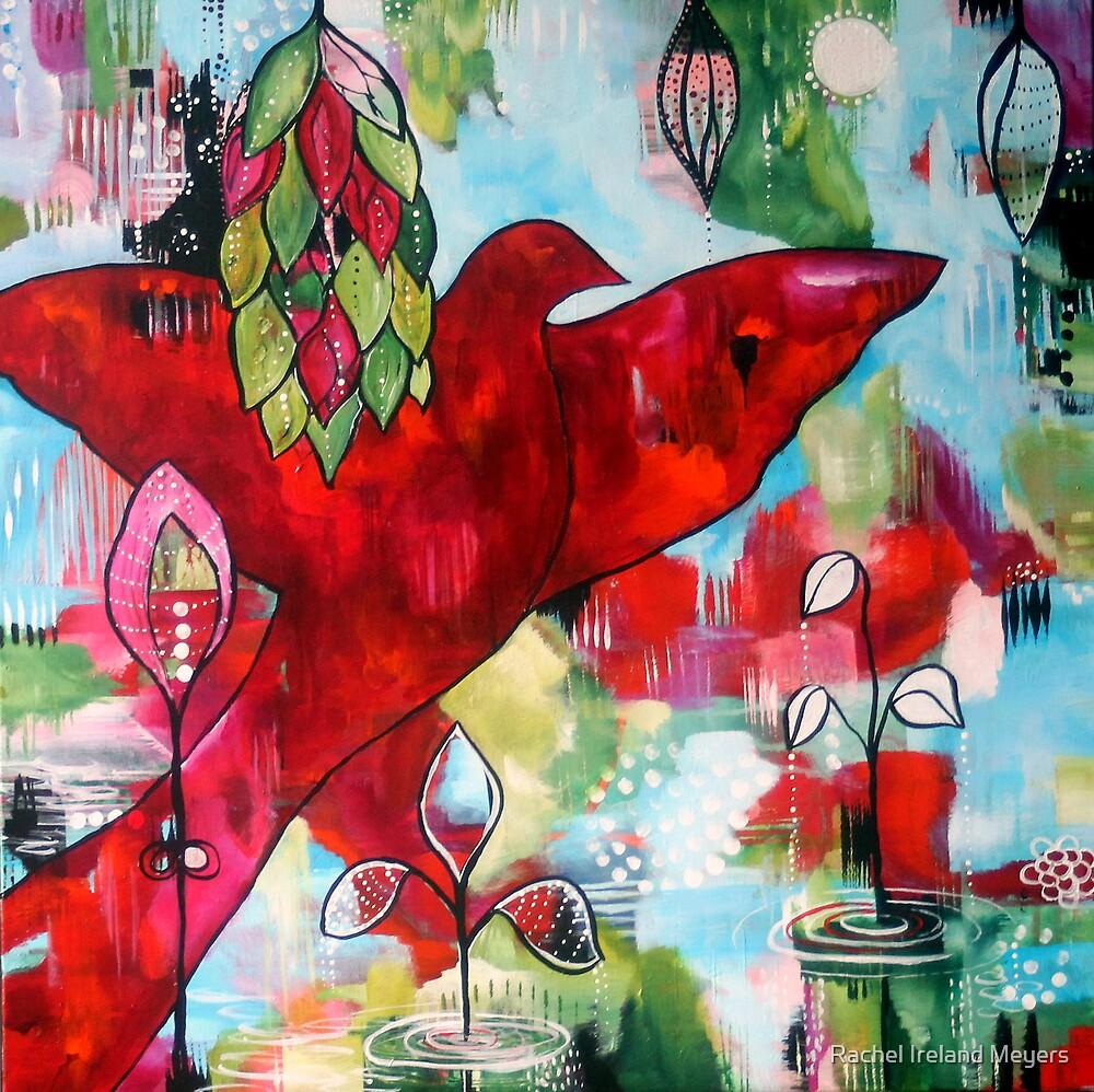 """Born to be Free"" by Rachel Ireland Meyers"