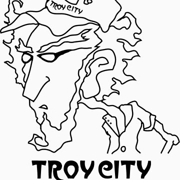 Troy City by toppohaus