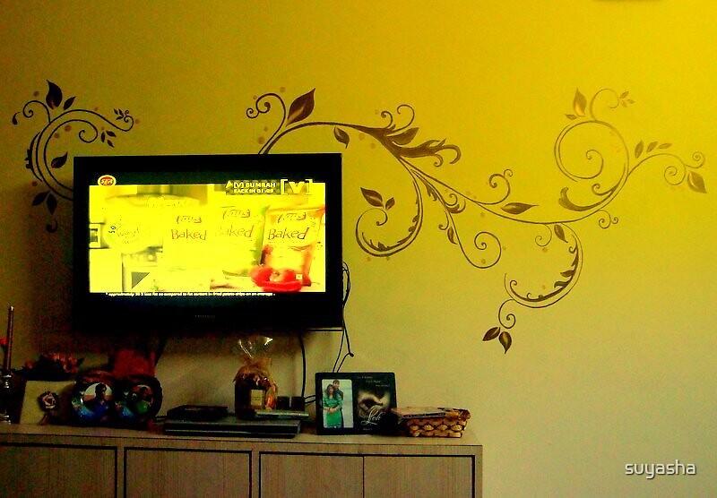 wall art  by suyasha