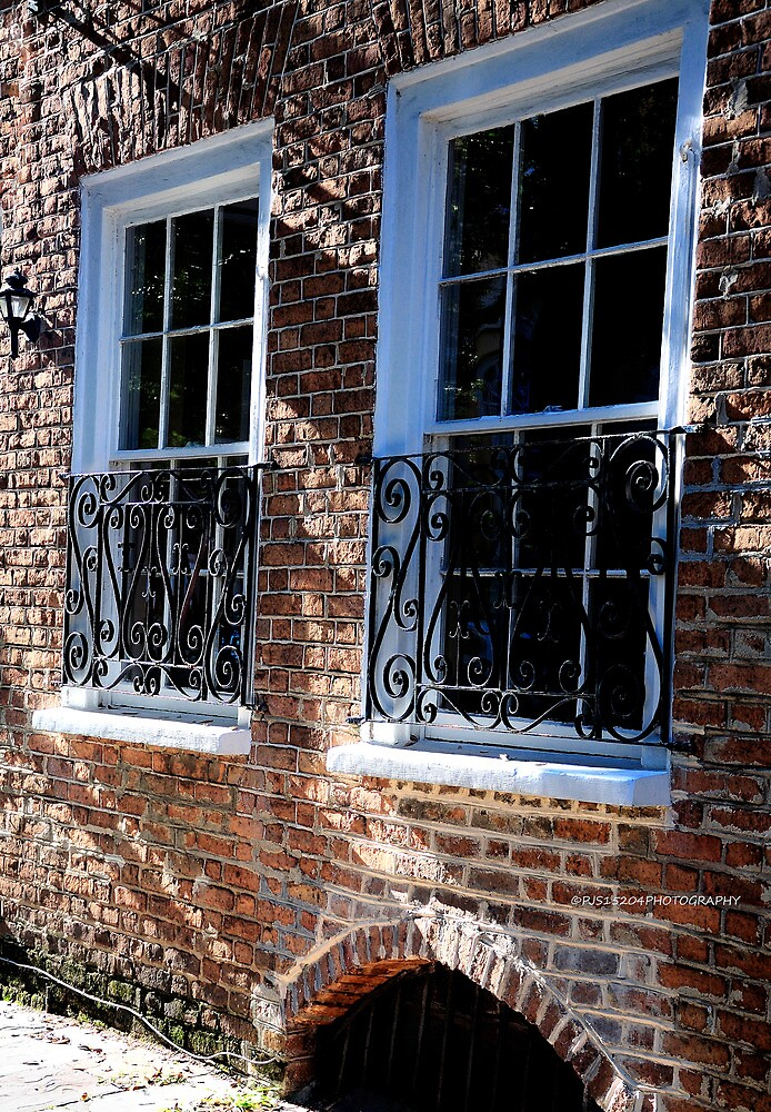 Historic Charleston SC II by PJS15204