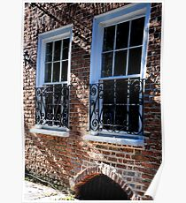Historic Charleston SC II Poster