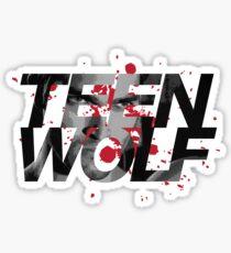 Teen Wolf - Derek Hale 2 Sticker