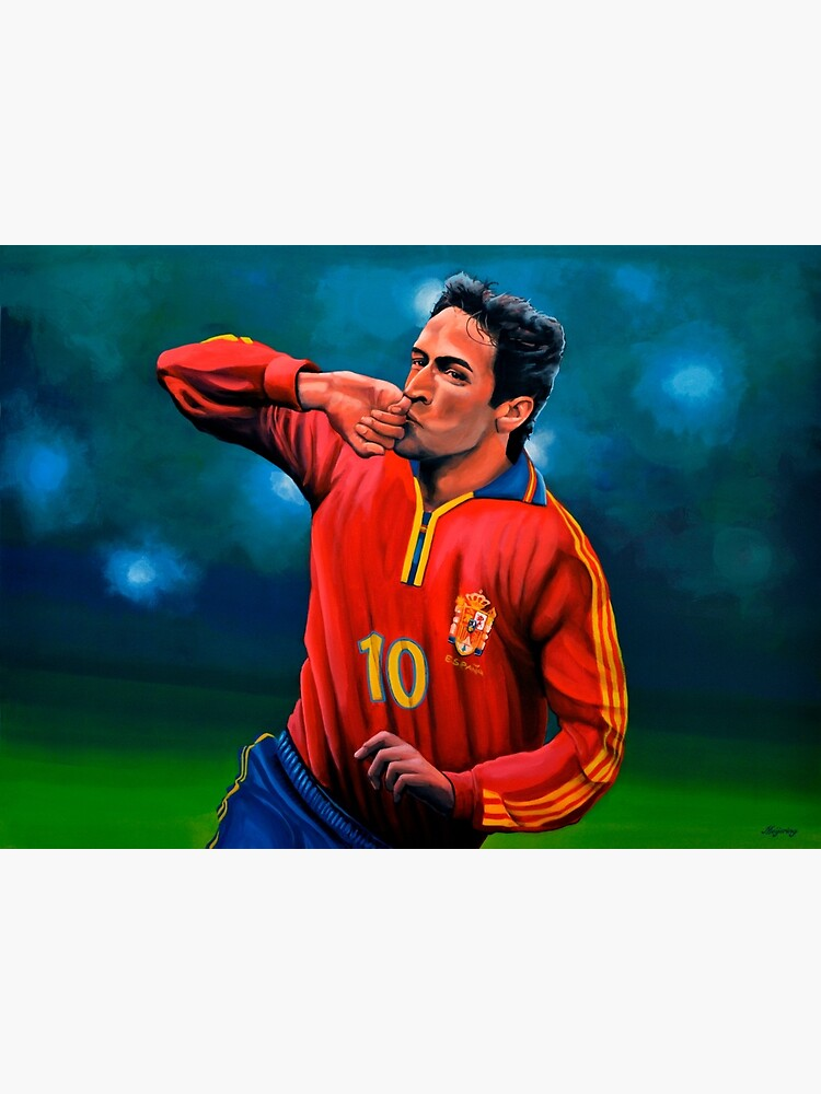 Raul Action Poster REAL MADRID Flag