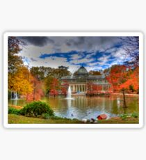 Cristal Palace Autumn Sticker