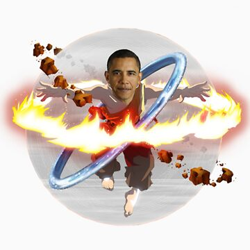 Avatar Obama by Lolcakes
