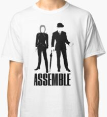 The Original Avengers Assemble Classic T-Shirt